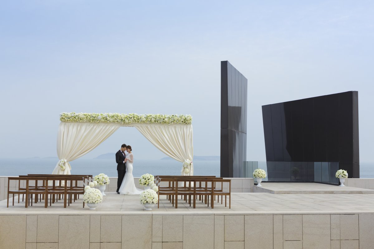The Lalu Qingdao Designed by Kerry Hill