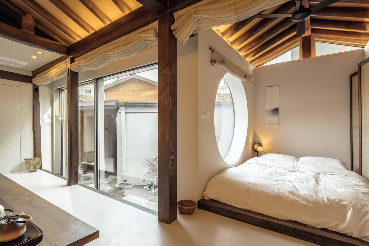 Nuwa Guesthouse Designed by Z_Lab