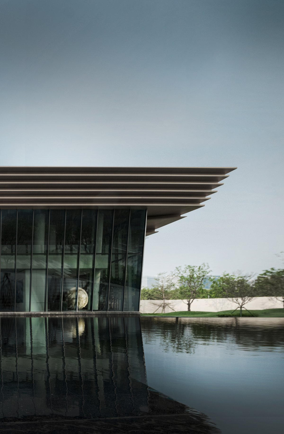 Foshan Poly Opus One Designed by CCD